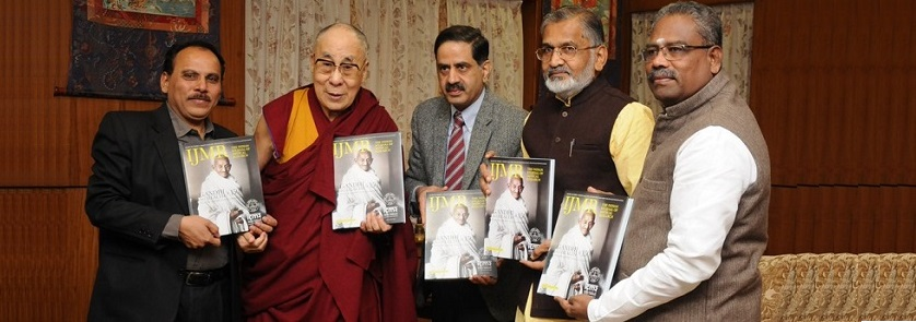 Release of IJMR: Gandhi & Health Issues